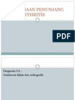 Pemeiksaan Penunjang Osteoarthritis