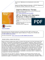 CBT for Children With Depressive Symptoms_2014