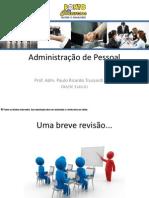 Administração de Pessoal, Giovana Carrara