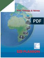 CatTehn Fitinguri PVCU PLASSON
