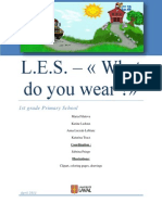 les what do you wear
