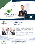 Portafolio de Servicios 2015 IT Service