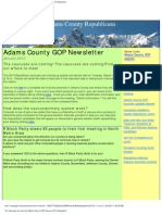 01-25-2010 - Adams County GOP Newsletter