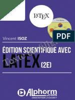 Formation LaTeX 2e