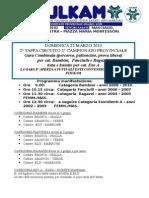 2 tappa ciruito provinciale  22-03-2015