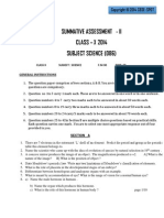 Class 10 Science SA2 3