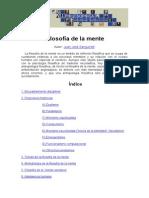 Philosophica Enciclopedia Filosofía de La Mente