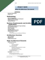 Ch05 Architecture ToC