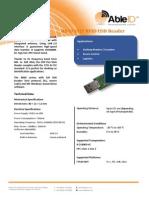 Uhf Stick Rfid Reader r830 - Ableid