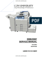 Ricoh MP C3001 Service Manual