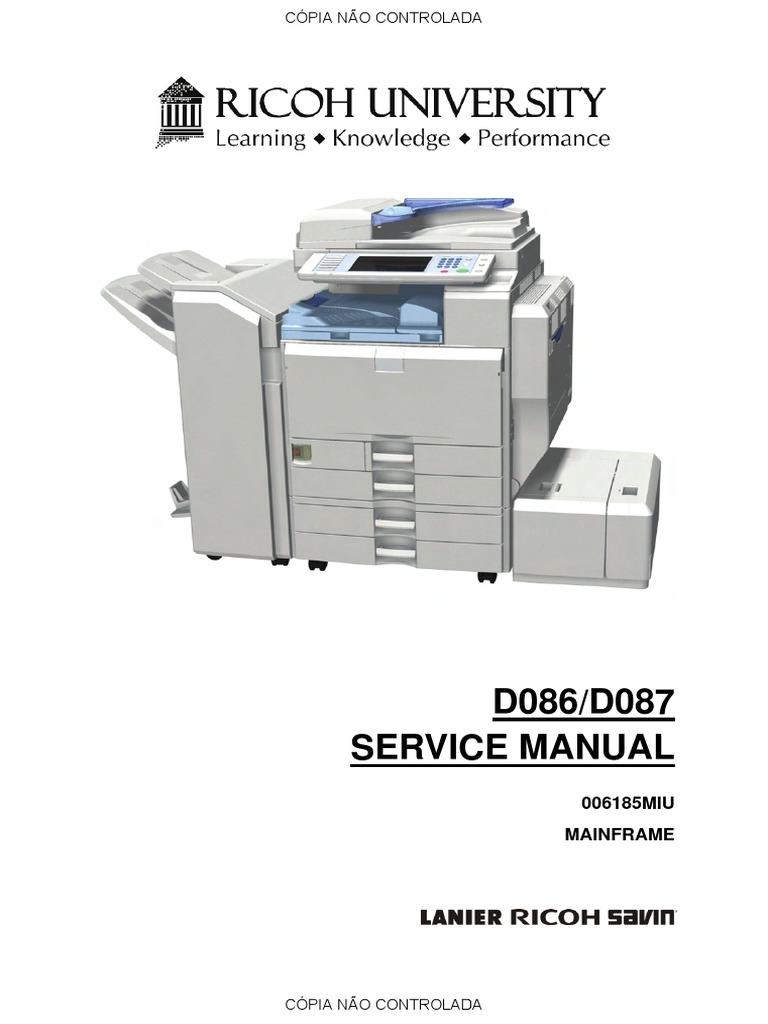 savin printer manual daily instruction manual guides u2022 rh testingwordpress co Epson Printer Cartridges Epson Workforce Service Manual