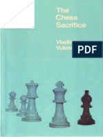 The Chess Sacrifice - Technique, Art and Risk in Sacrificial Chess