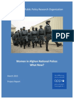 Women in ANP - What Now?