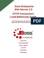 JBoss Enterprise Web Server 1.0 Load Balancing Guide