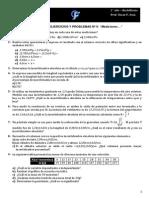 Repartido de Ejercicios y Problemas Nº0 - Mediciones...
