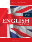 Engleski Jezik I