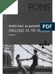 ENGLESKI Za 3 Meseca - Prirucnik