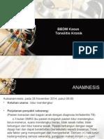 BBDM Kasus Tonsilitis Kronik