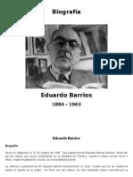 Eduardo Barrios- Biografía