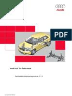 Audi A3 2004 Fahrwerk (SSP 313)
