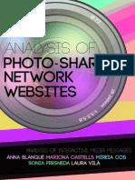 Analysis of Photo-Sharing Networks
