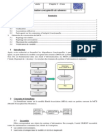 Chap 8 Modelisation Conceptuelle Des Donnees