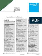Cuadro Médico Madrid 8-2014-SALUD DENTAL