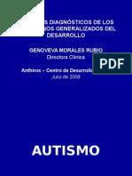 Criterios Diagnósticos de Los Tgd (Quito)
