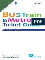 """West Middlands """"Public"""" Transport Guide"""