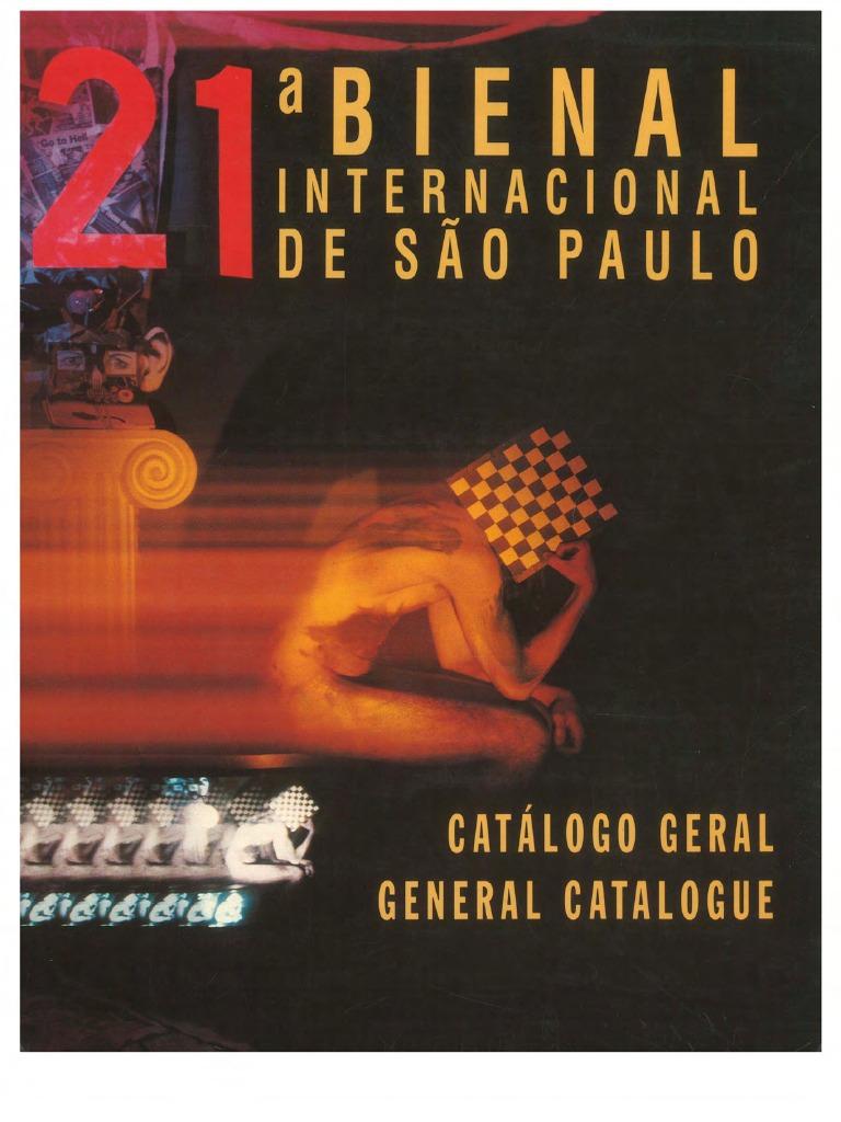 21 bienal de so paulo catalogo geral 1991pdf fandeluxe Images