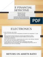 investment detective case solution
