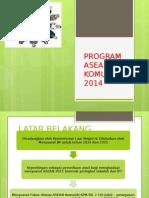 Program Asean Komuniti