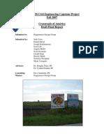 Crossroads Final Report With Appendix PDF