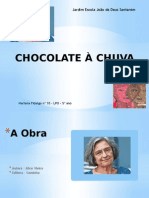 Chocolate à Chuva Mariana