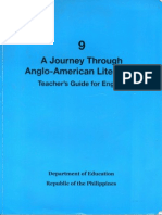Grade 9 A Journey Through Anglo-American Literature Teacher's Guide for English Module 1