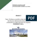 Firma Emerson