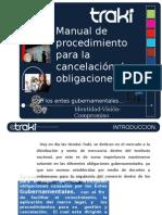 MANUAL DE PROCEDIMIENTOS DE CANCELACION DE ENTES GUBERNAMENTALES.pptx