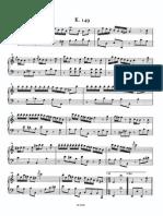 Scarlatti Sonata K.149