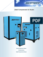 Drytec - Refrigerated Compressed Air Dryers