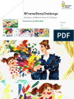 Nikita Modi's Illustrations for the #6FrameStoryChallenge