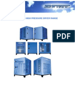 Drytec High Pressure Dryer Range
