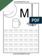 tracing M