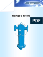 Drytec - Flanged Filters