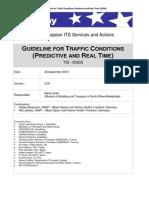 Tis-dg03 Traffic Condition Information - 100928