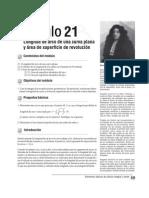Modulo 21 de Calculo Integral