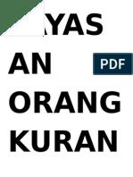 Huruf Banner