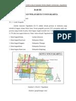 Bab 3 Tinjauan Kota Yogyakarta