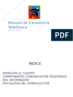 Manual de Atencion Telefonica