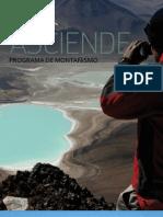 Montañismo en Alto Atacama desert lodge & spa
