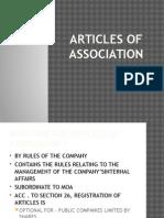 ARTICLES OF ASSOCIATION.pptx